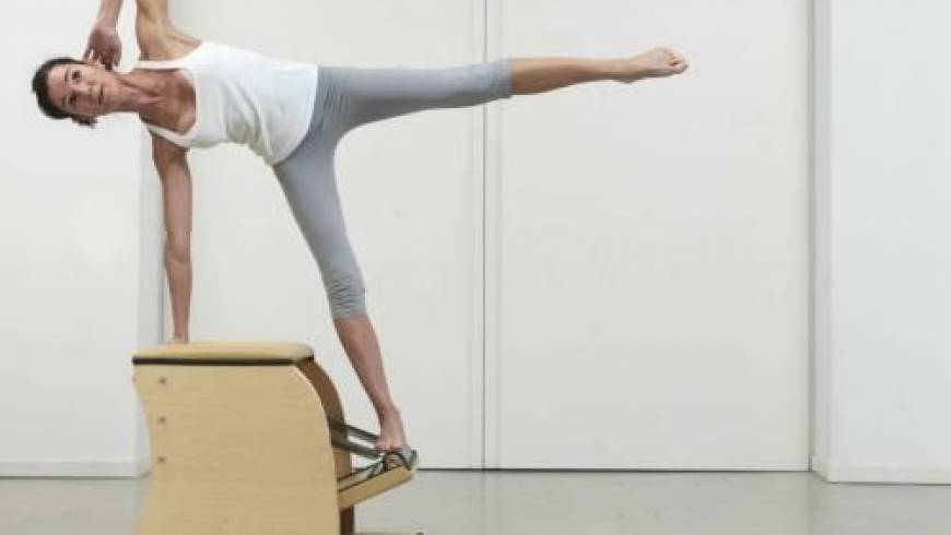 Open week pilates equimpent (group of 4)