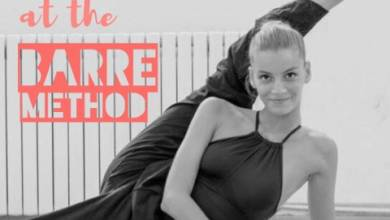 Barre Method By Dimitra Zachopoulou!